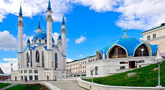 Популярные экскурсионные туры в Казань